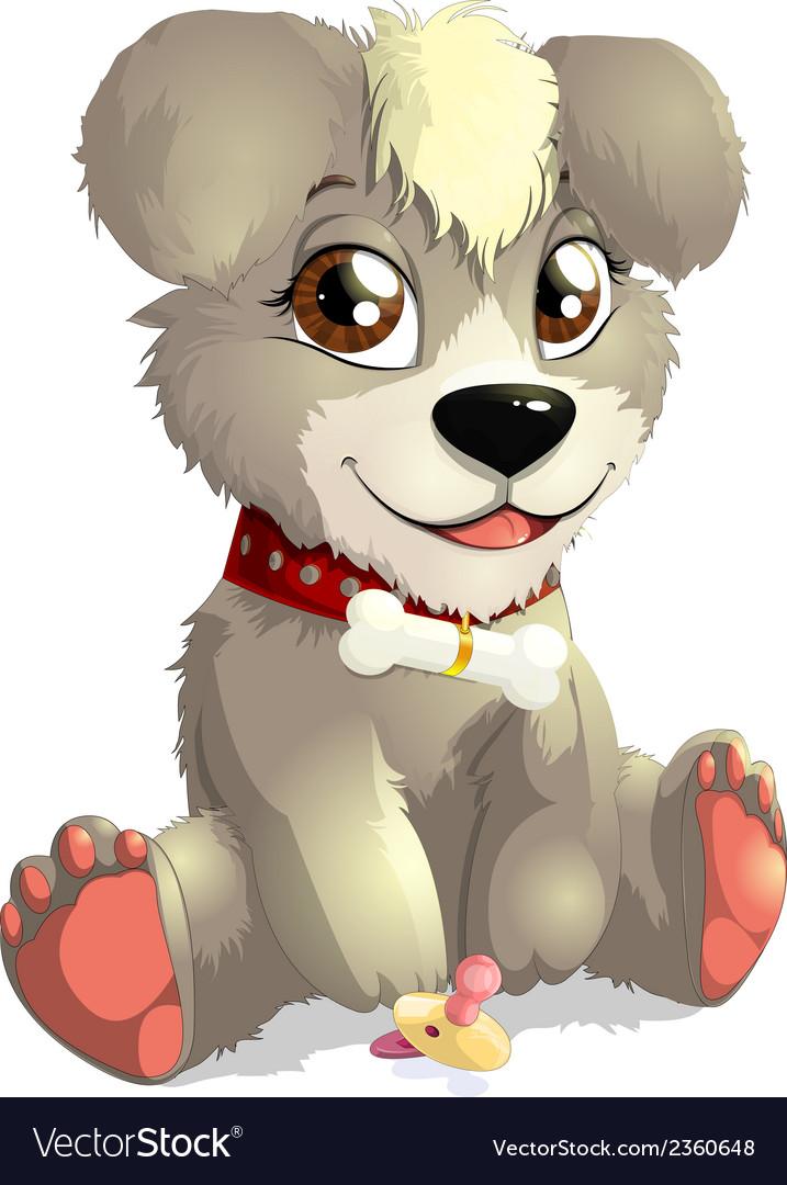 Dog boy vector | Price: 1 Credit (USD $1)