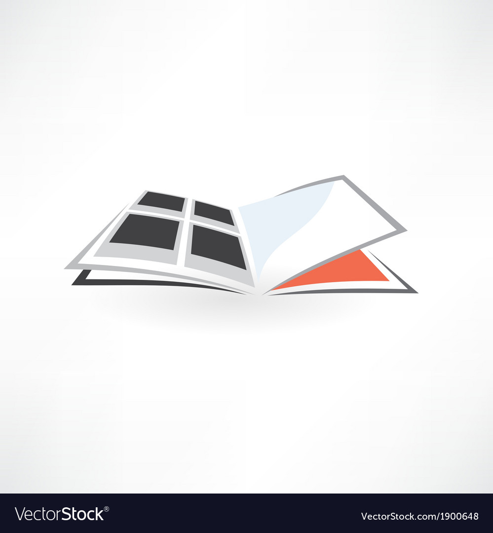 Photos icon vector | Price: 1 Credit (USD $1)