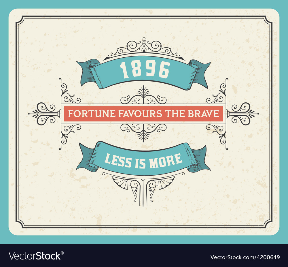 000 bannersretro vector | Price: 1 Credit (USD $1)