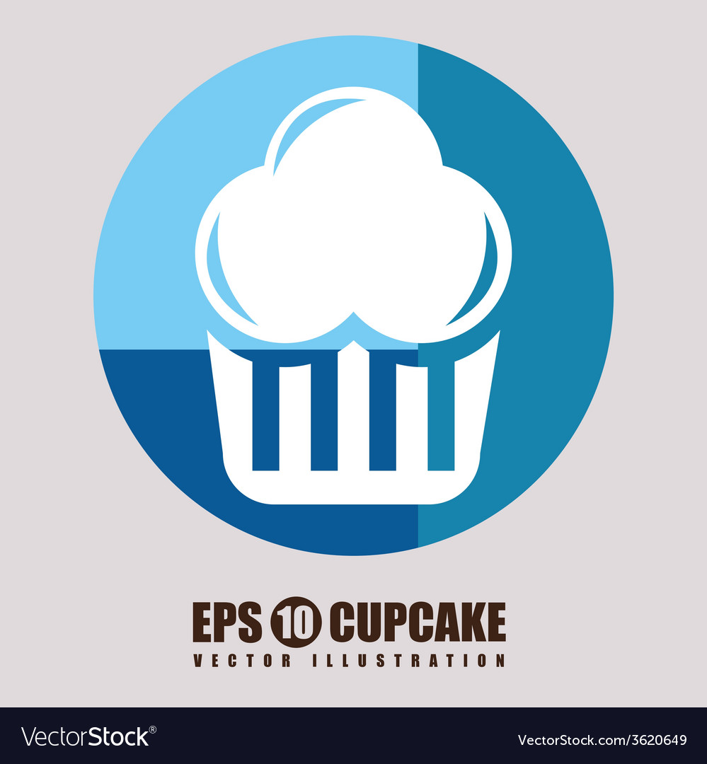 Dessert icon vector | Price: 1 Credit (USD $1)