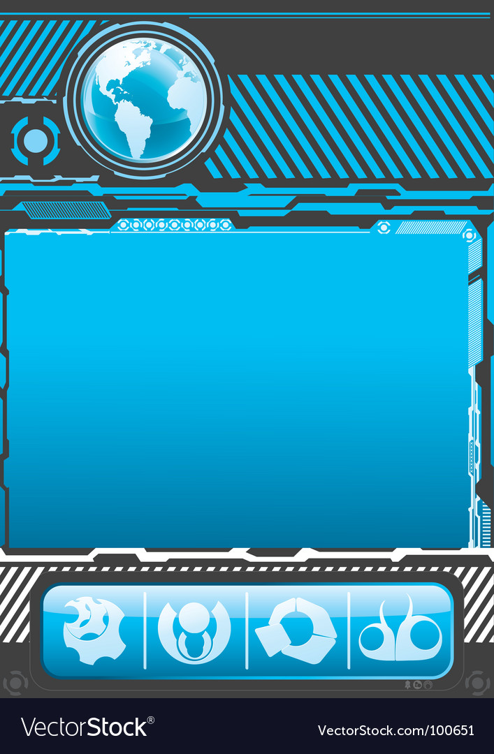 Technology background vector   Price: 1 Credit (USD $1)