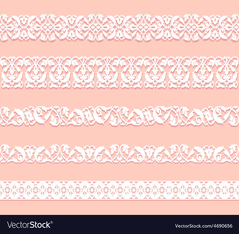 Set borders vector | Price: 1 Credit (USD $1)