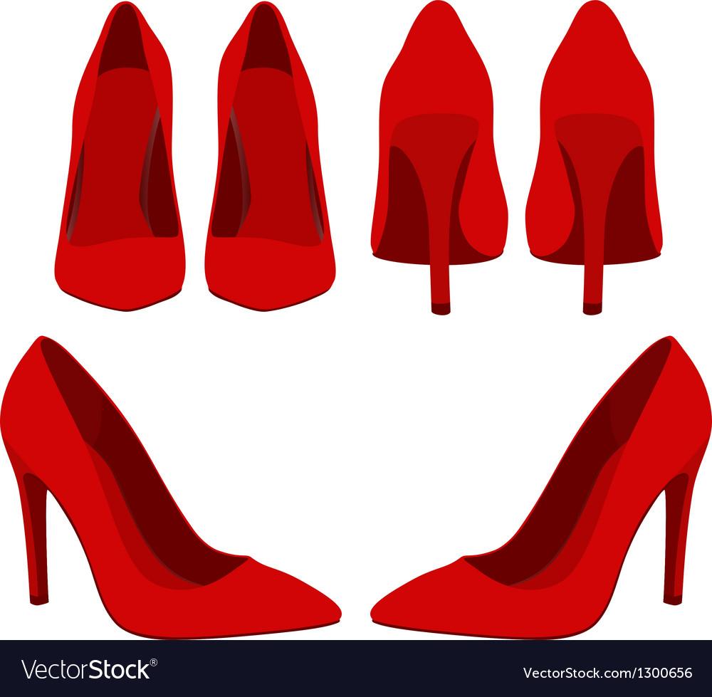 Shoe vector   Price: 1 Credit (USD $1)