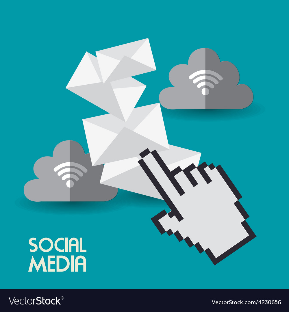 Social media design vector | Price: 1 Credit (USD $1)