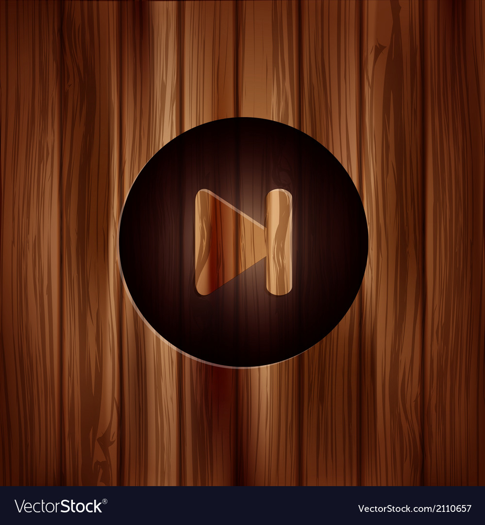 Next track web iconmedia player vector | Price: 1 Credit (USD $1)