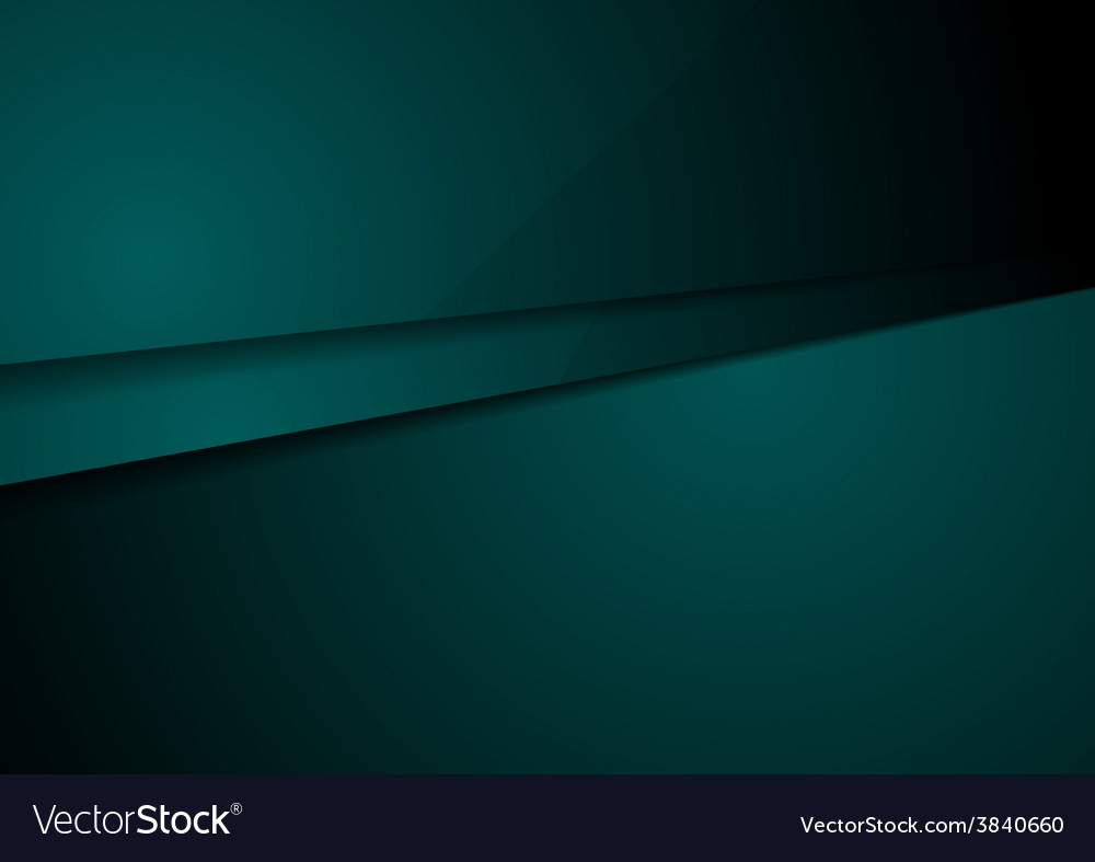 Dark green corporate tech design art vector | Price: 1 Credit (USD $1)