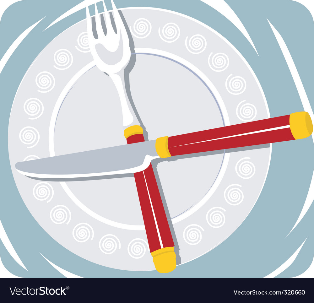 Dining icon vector | Price: 1 Credit (USD $1)