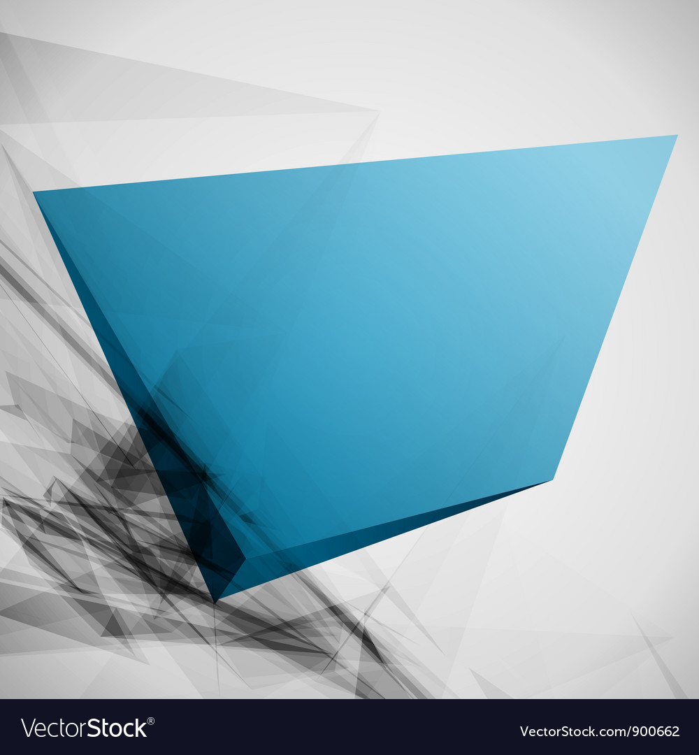 Abstract geometric lines background vector | Price: 1 Credit (USD $1)