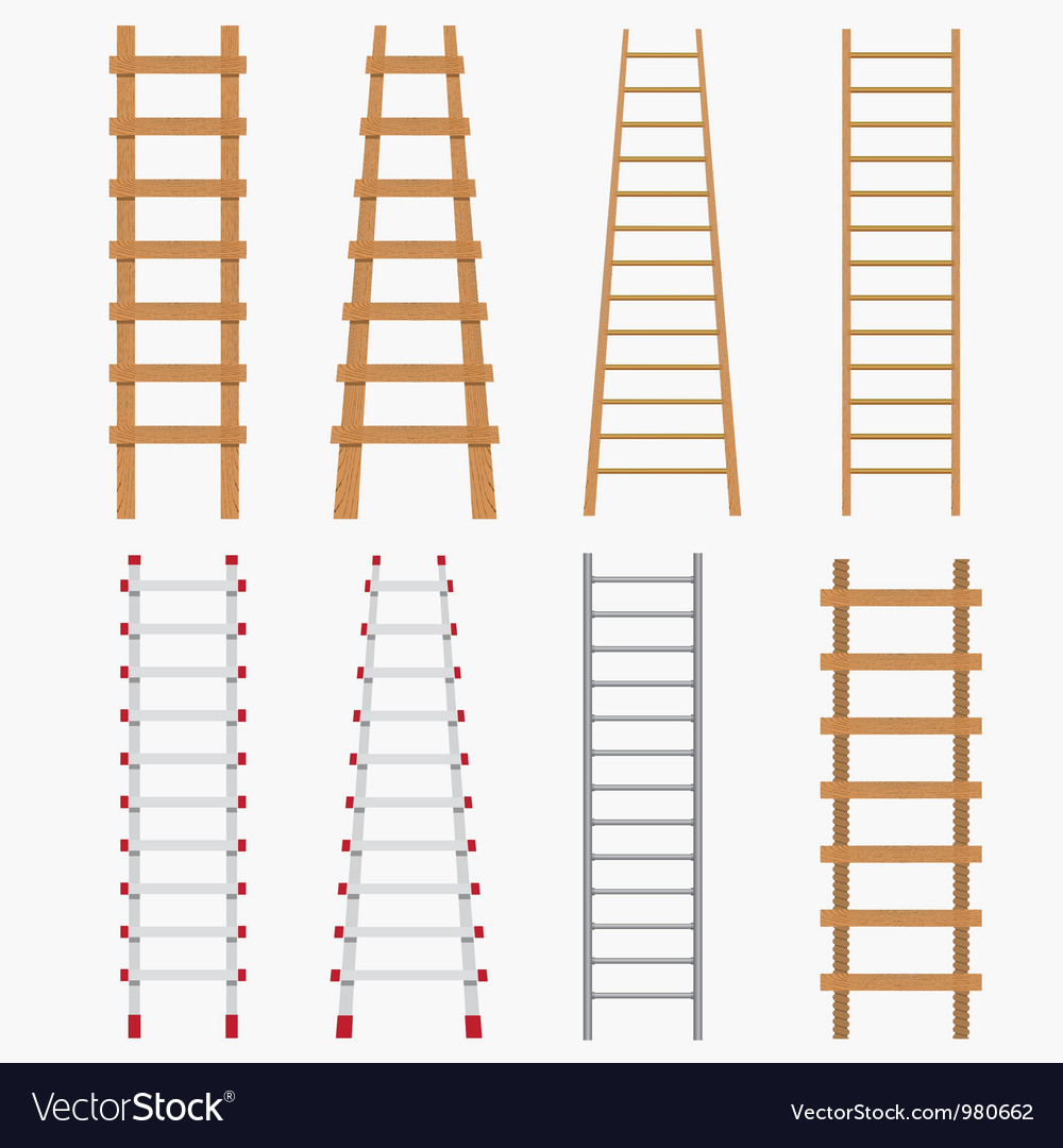 Ladders vector | Price: 1 Credit (USD $1)