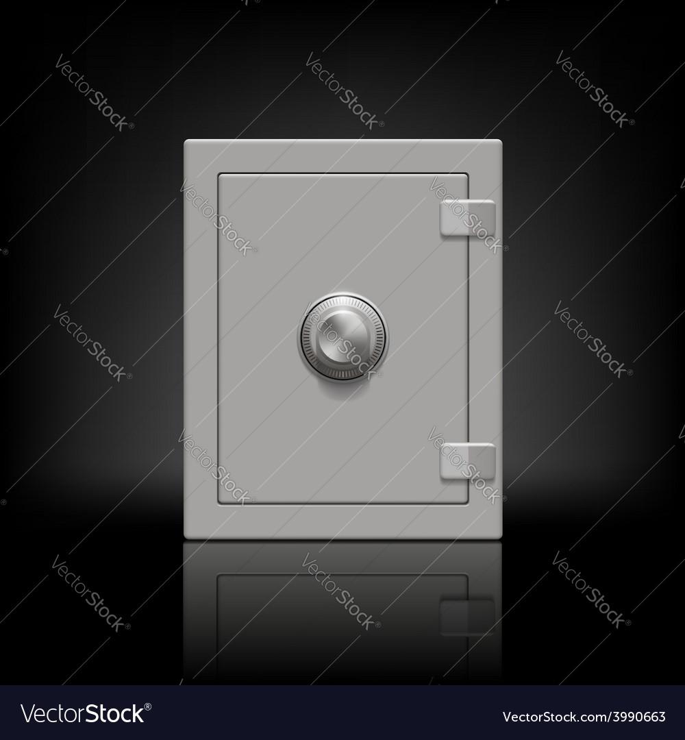 Metal safe vector   Price: 1 Credit (USD $1)