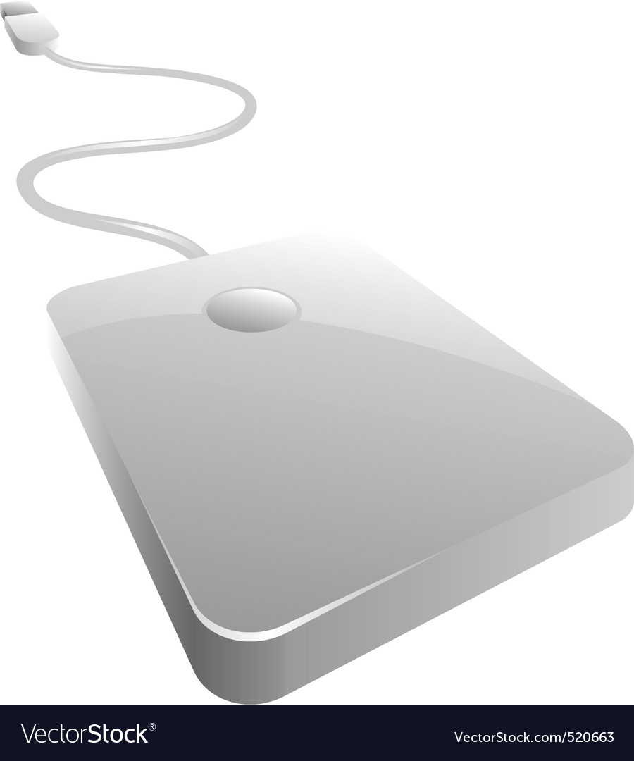 Portable hard disc vector | Price: 1 Credit (USD $1)