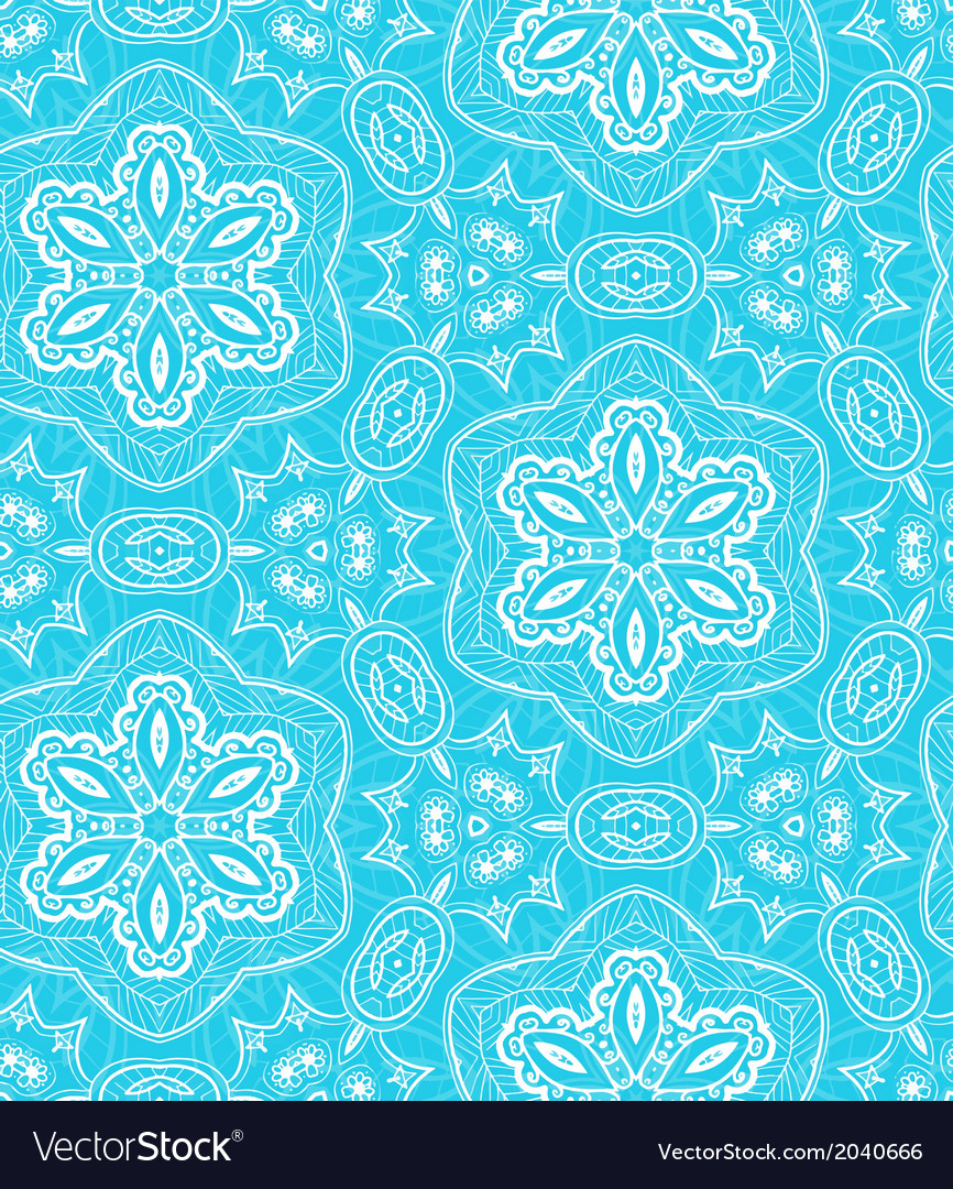Lace seamless pattern vector   Price: 1 Credit (USD $1)