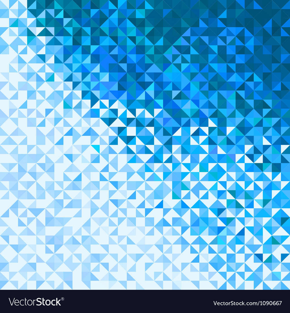 Pixel mosaic vector | Price: 1 Credit (USD $1)