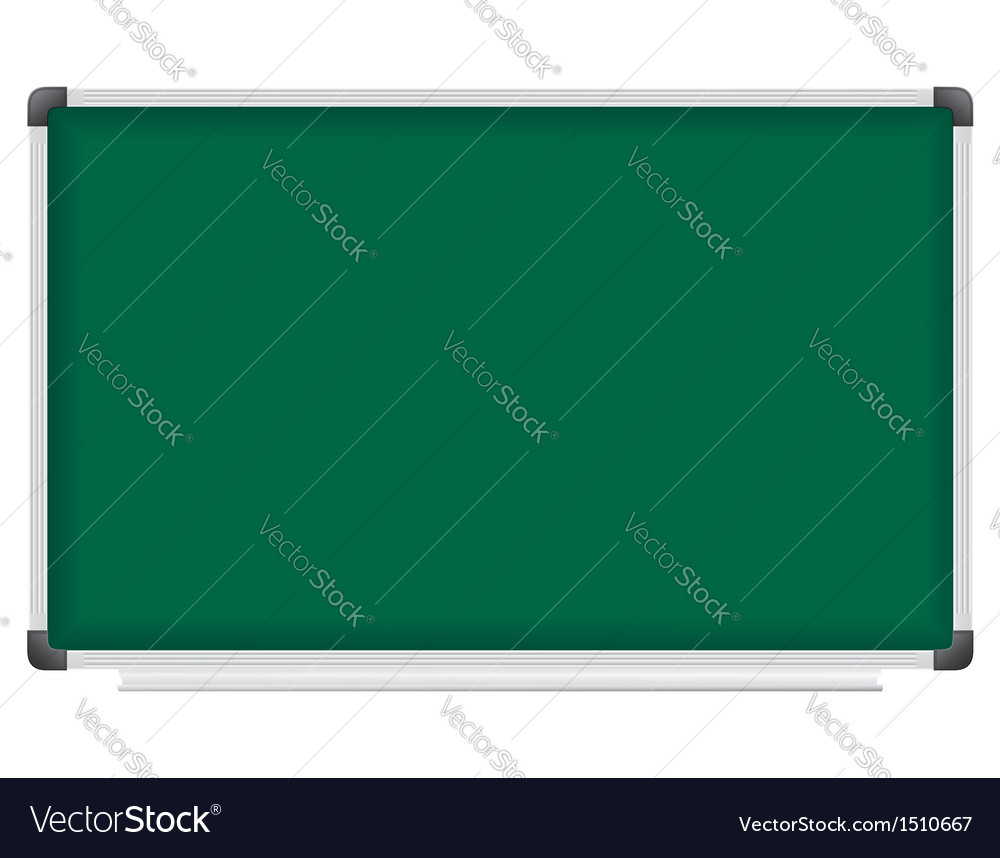 School board 02 vector | Price: 1 Credit (USD $1)