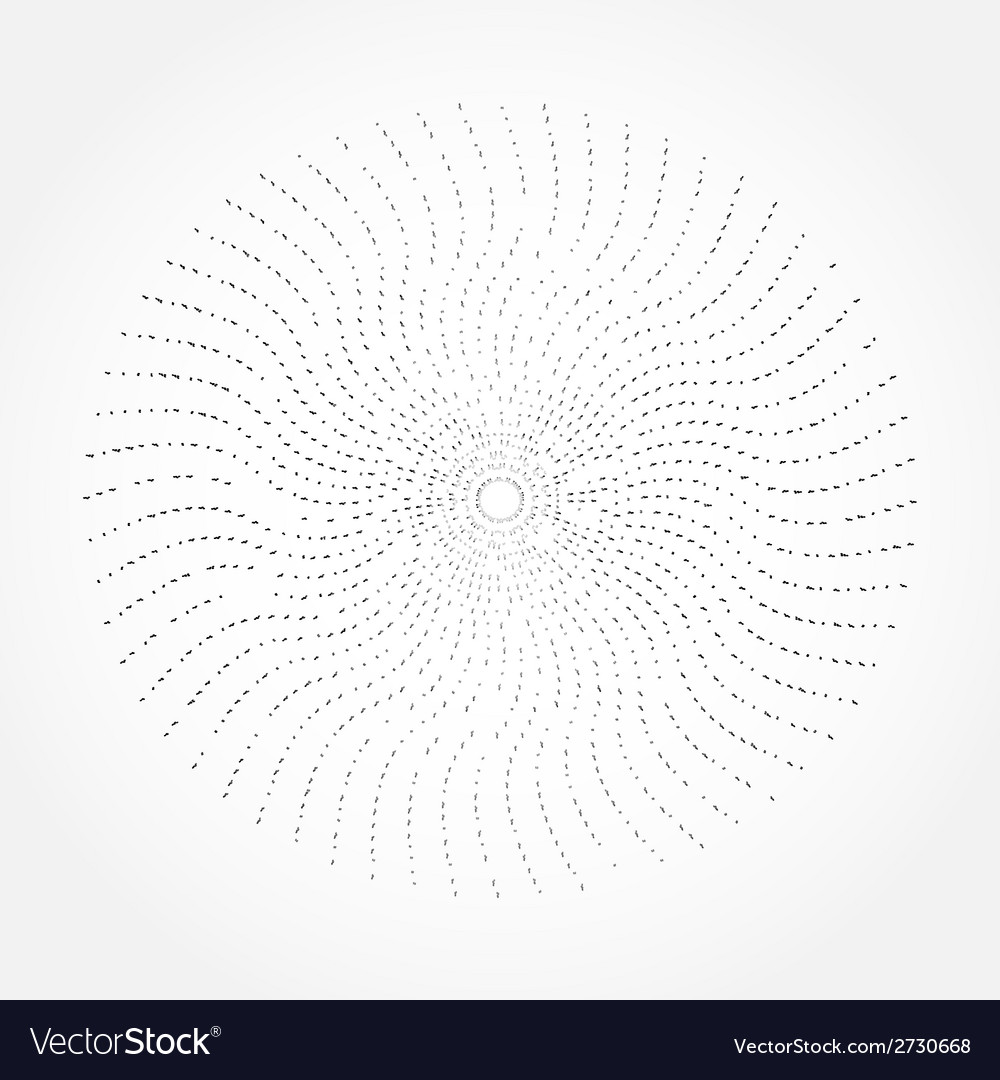 Abstract whirl lines textured background vector | Price: 1 Credit (USD $1)