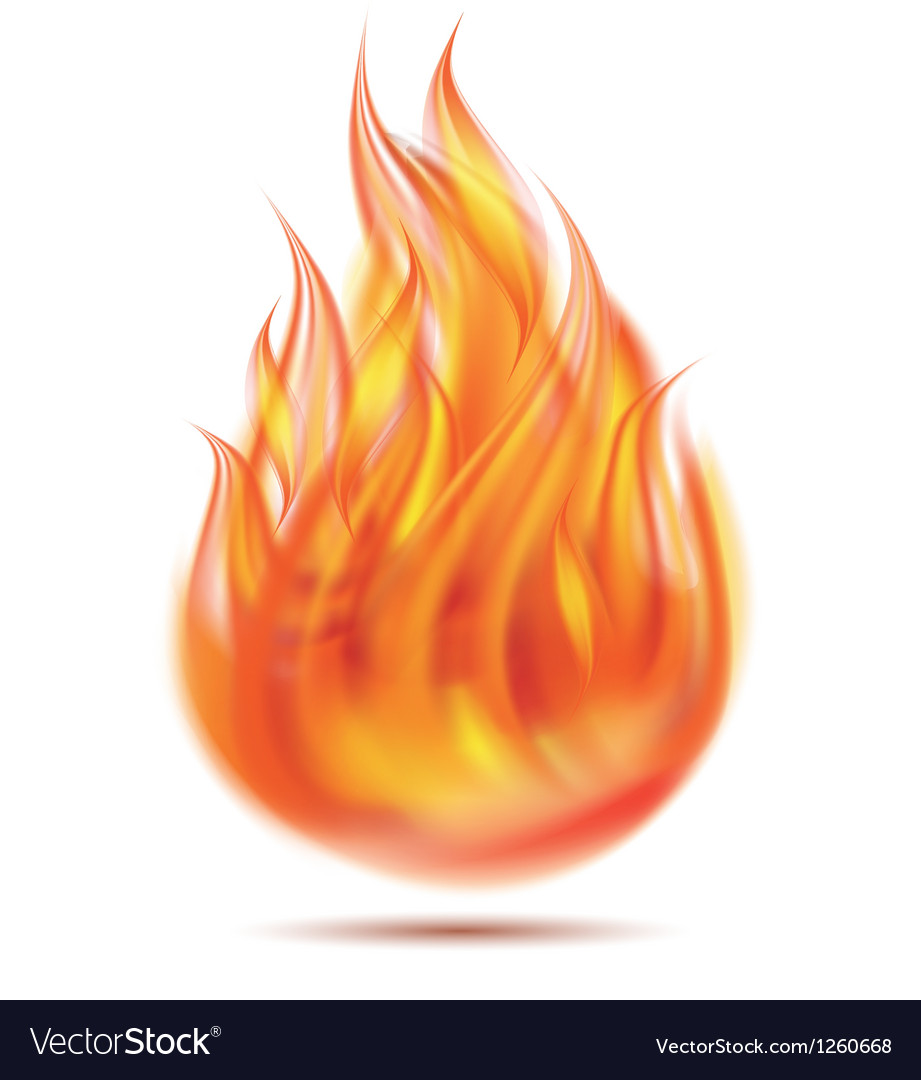 Symbol of fire vector | Price: 3 Credit (USD $3)