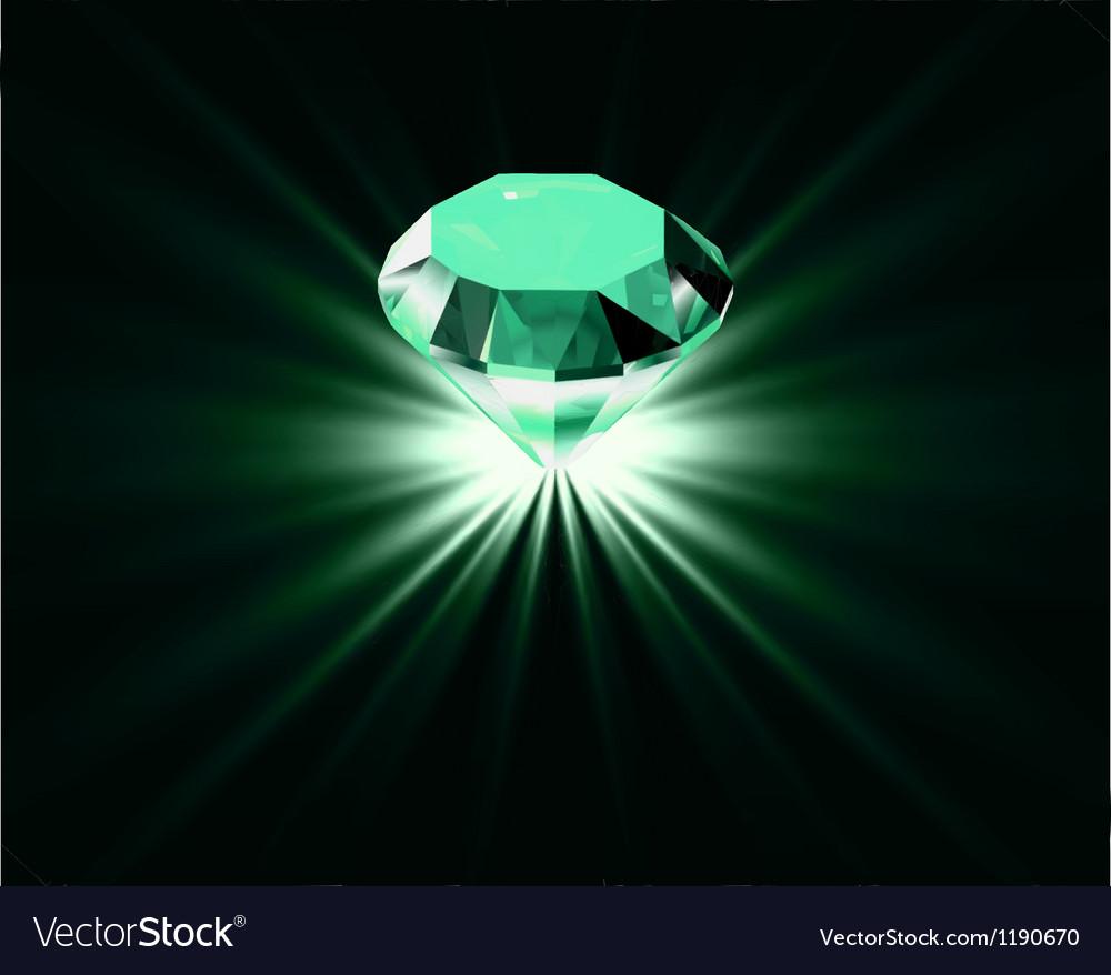 Bright diamond vector   Price: 1 Credit (USD $1)