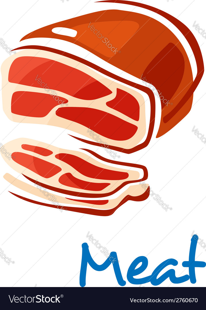 Fresh raw meat vector | Price: 1 Credit (USD $1)