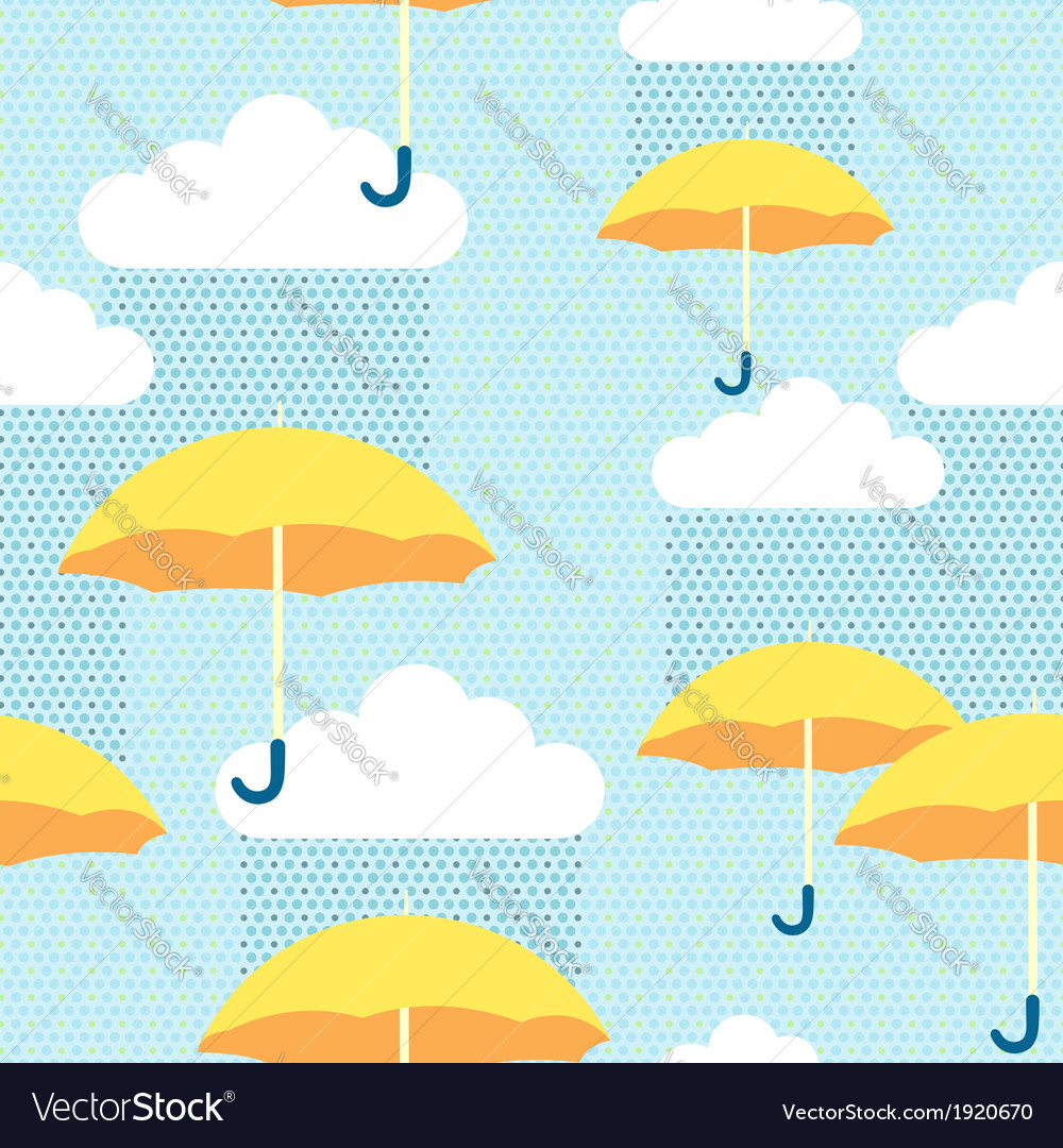 Pattern rain vector | Price: 1 Credit (USD $1)