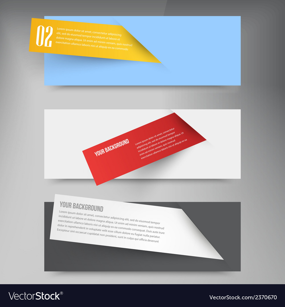 Set of blank rectangle labels acute corners vector   Price: 1 Credit (USD $1)