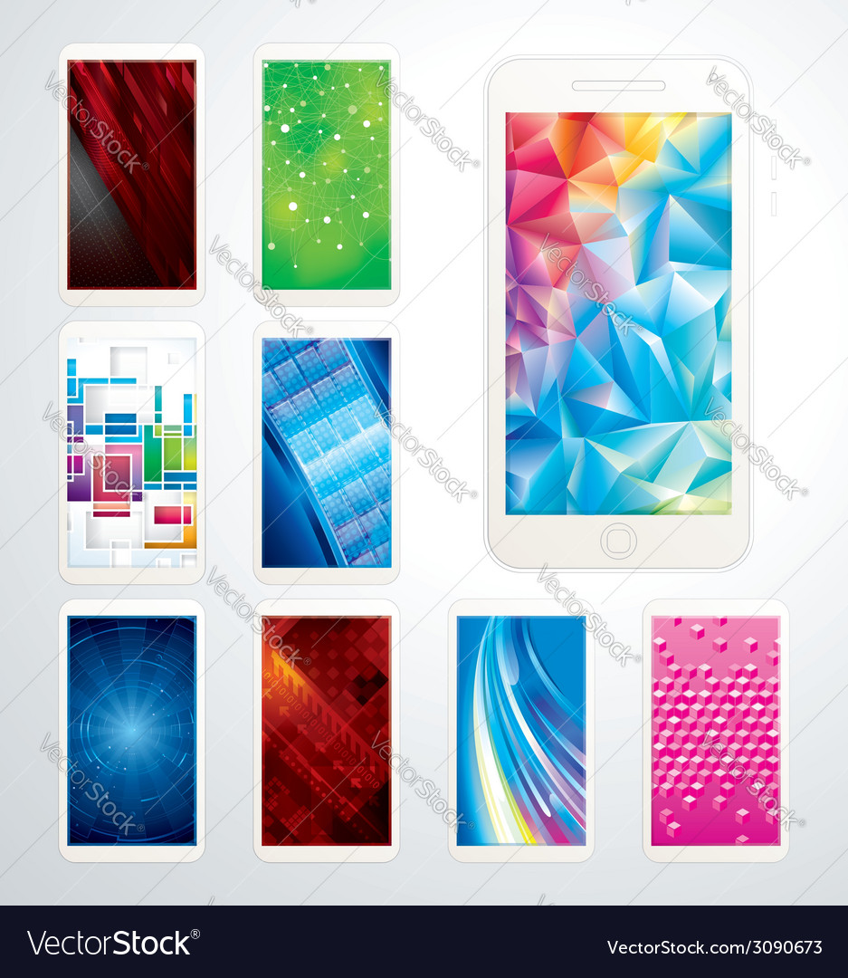 Technology wallpaper vector | Price: 1 Credit (USD $1)