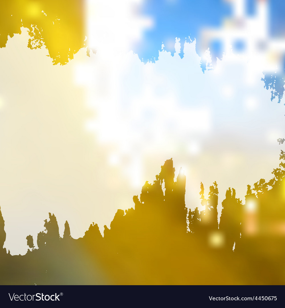 Abstract stain vector | Price: 1 Credit (USD $1)