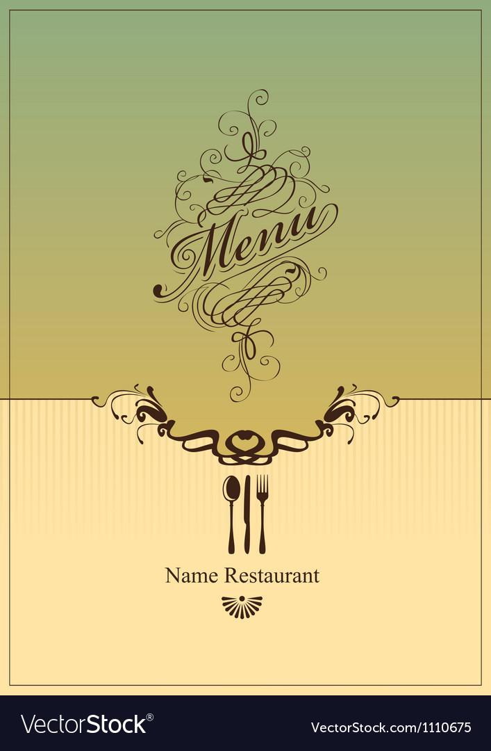 Banner menu vector | Price: 1 Credit (USD $1)