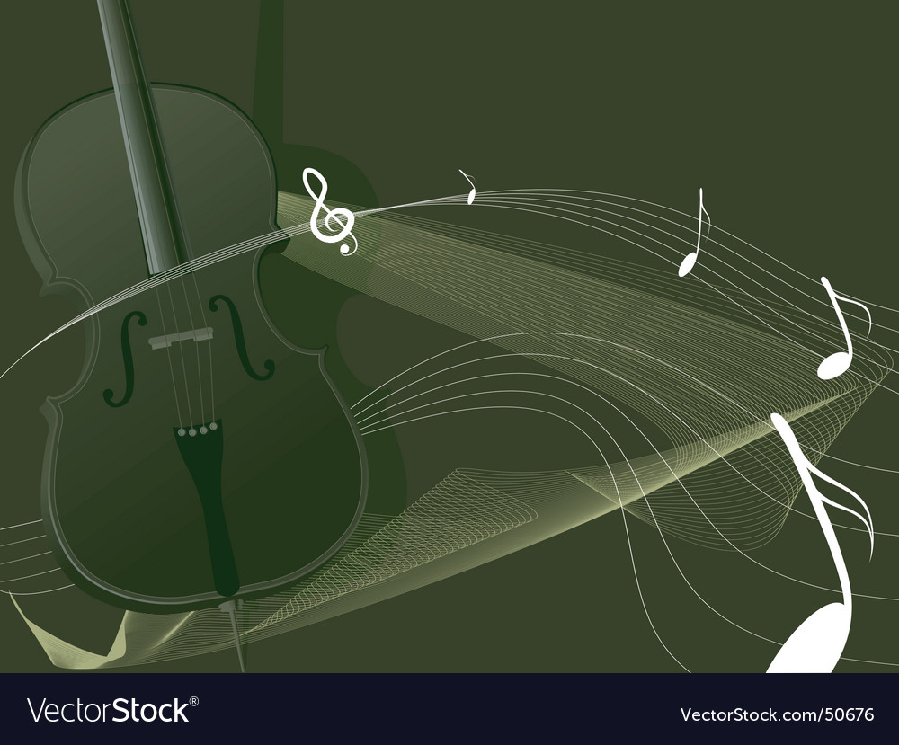 Cello vector | Price: 1 Credit (USD $1)