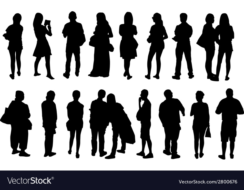 Peoples vector