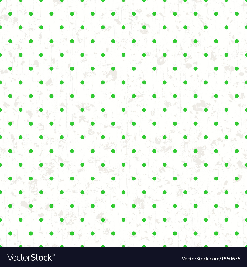 Seamless retro polka dots paper texture vector | Price: 1 Credit (USD $1)