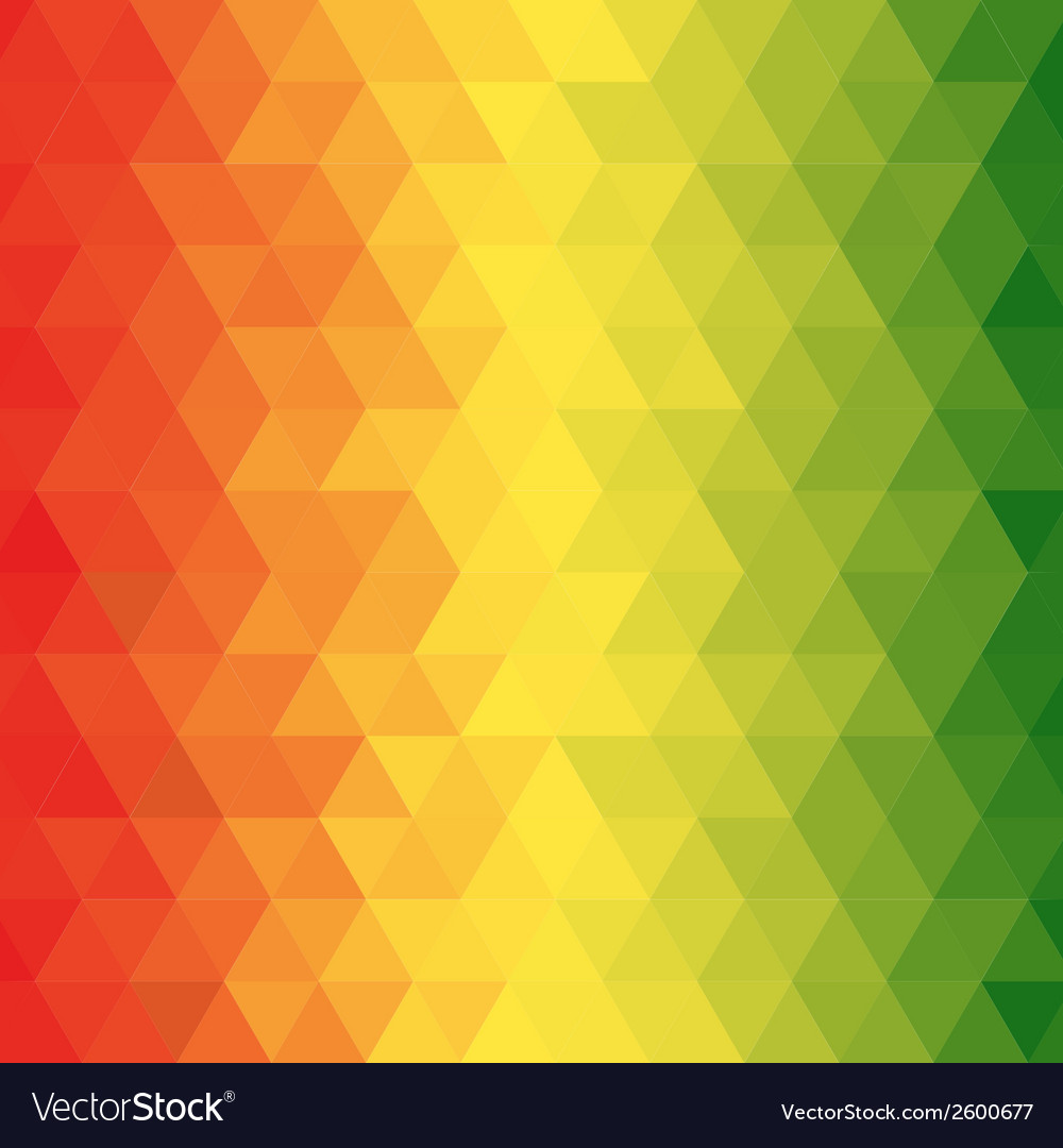 Reggae geometric vector | Price: 1 Credit (USD $1)