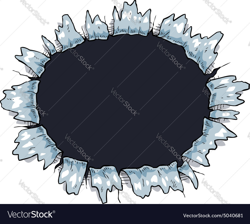 Isolated hole vector