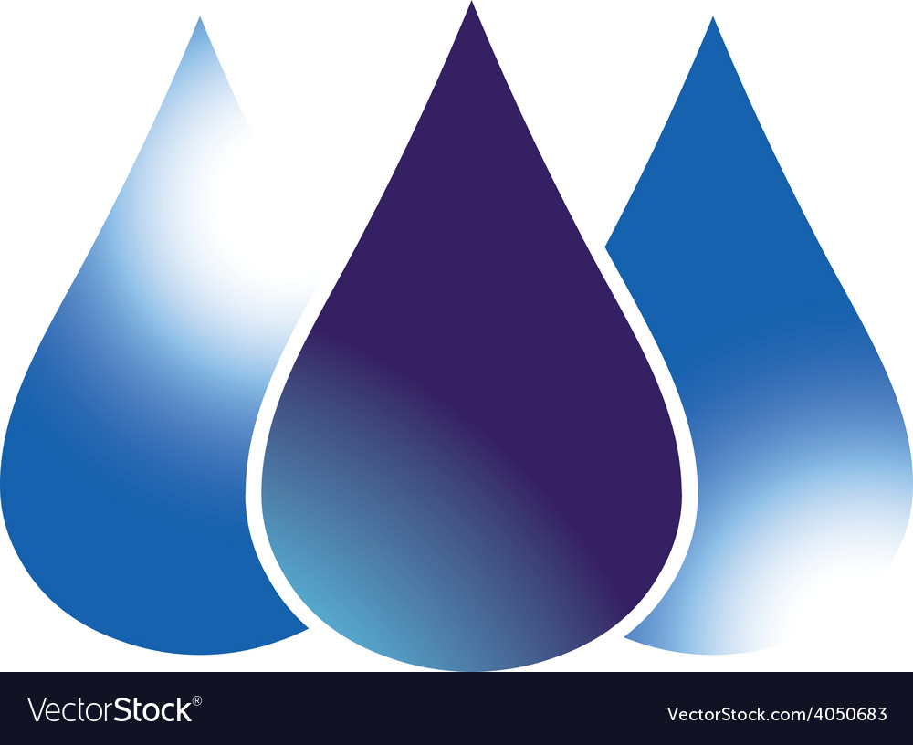 Blue drop 03 resize vector | Price: 1 Credit (USD $1)