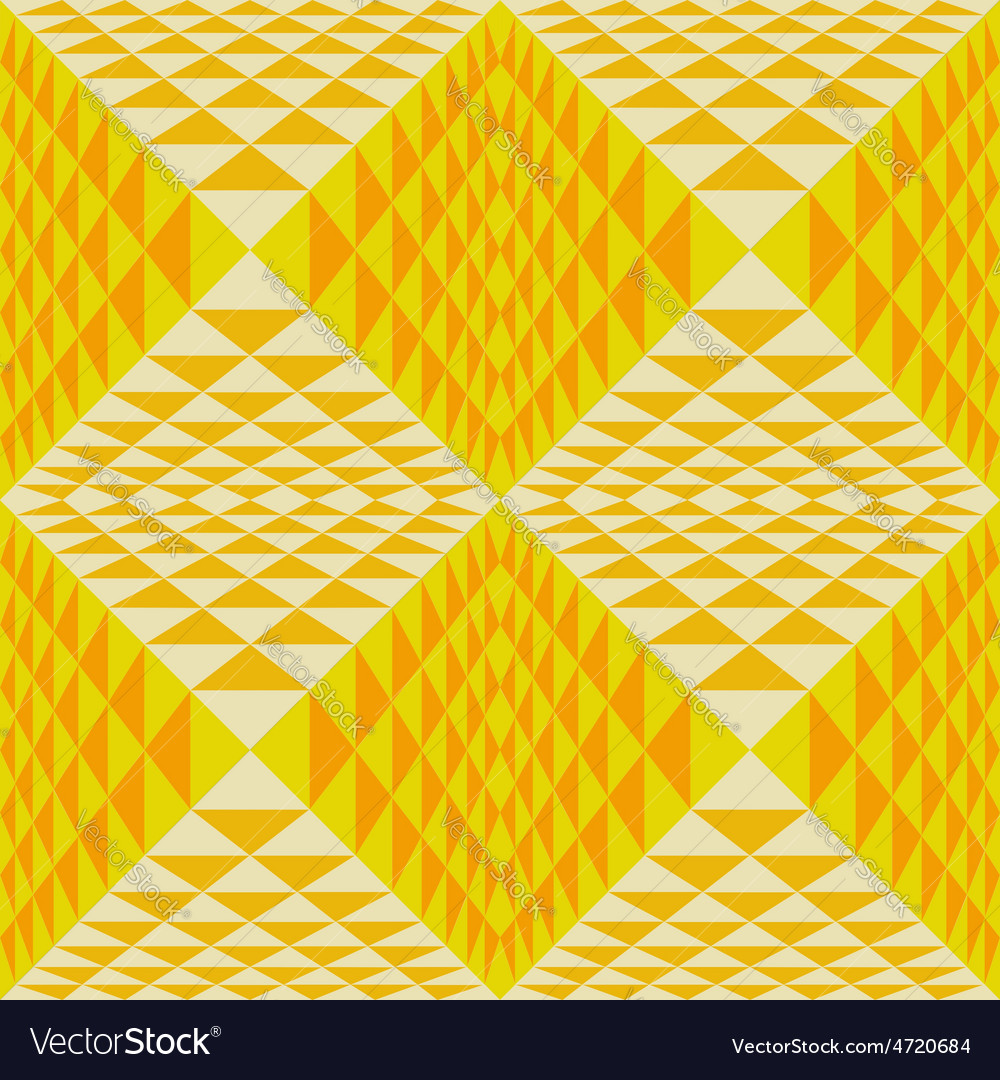 Abstract geometrical background with pyramids vector | Price: 1 Credit (USD $1)