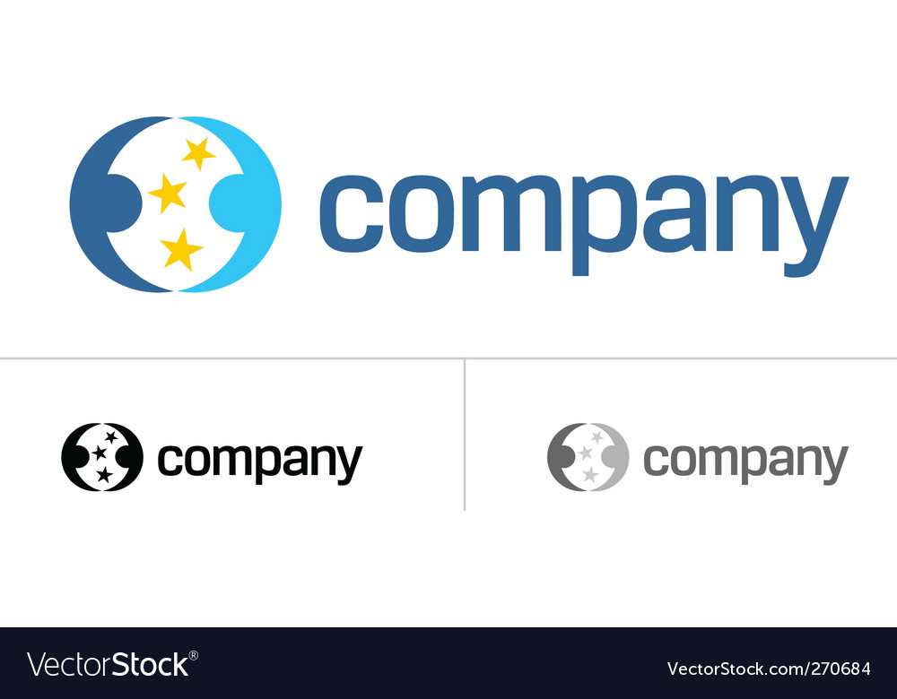 Logo for dating company vector | Price: 1 Credit (USD $1)