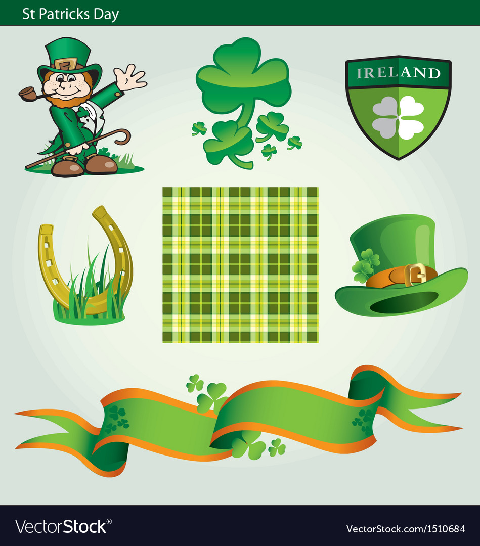 Patricks day vector | Price: 3 Credit (USD $3)