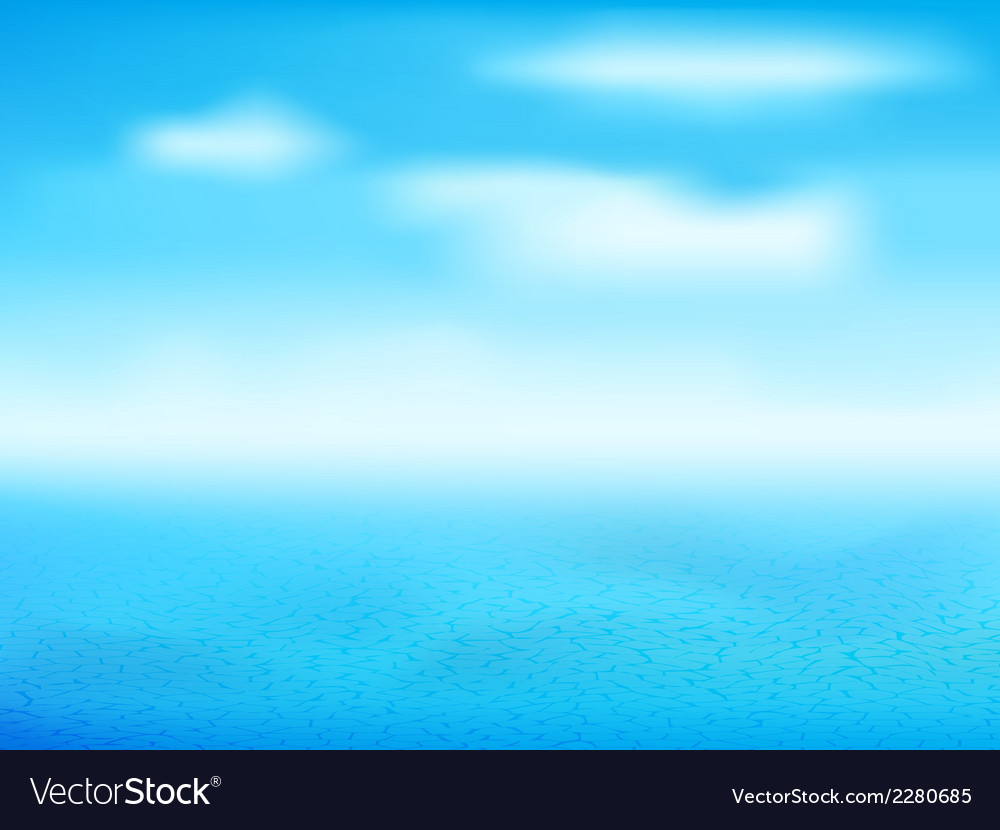 Abstract landscape vector | Price: 1 Credit (USD $1)