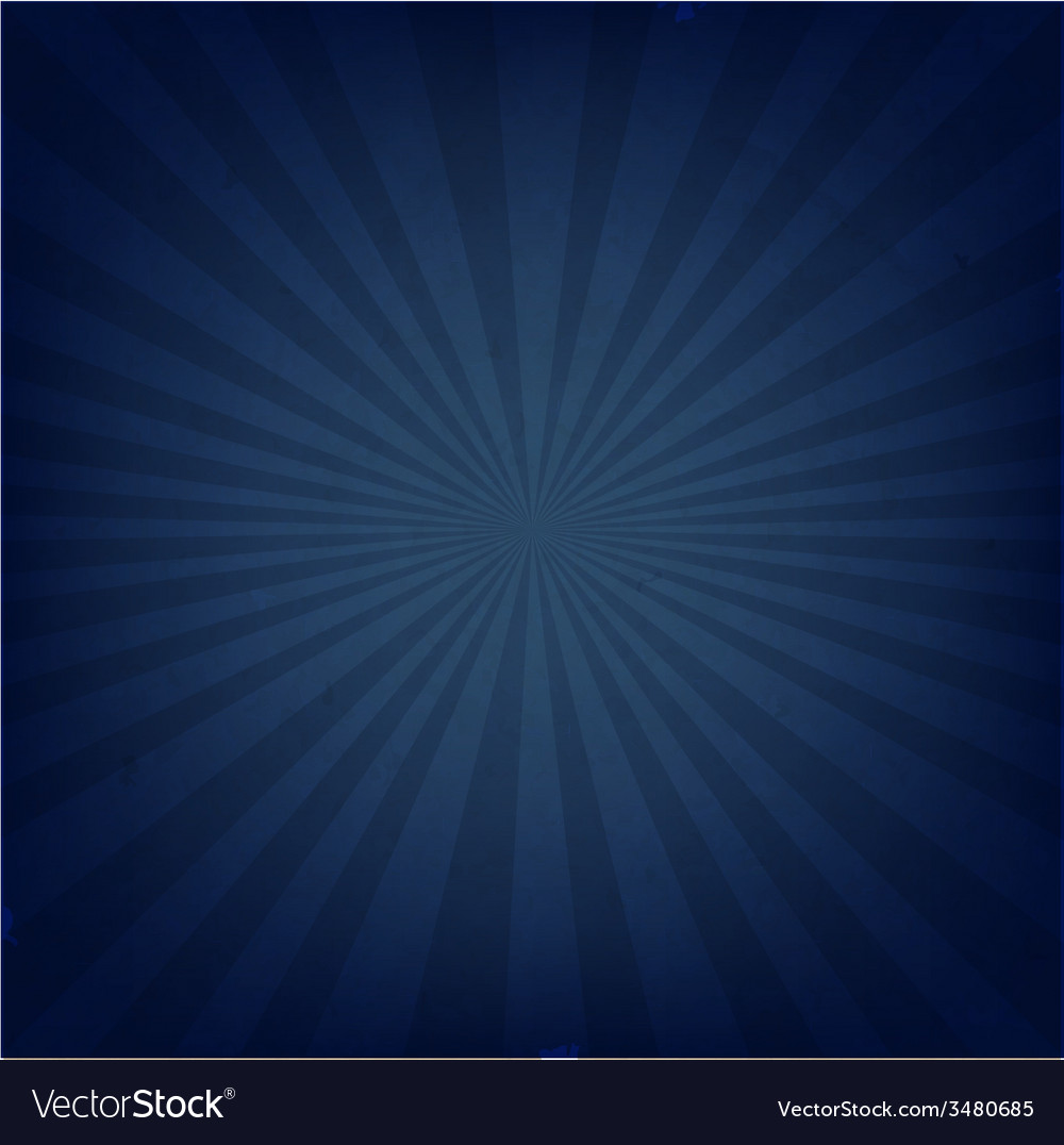 Dark blue sunburst cardboard paper vector | Price: 1 Credit (USD $1)