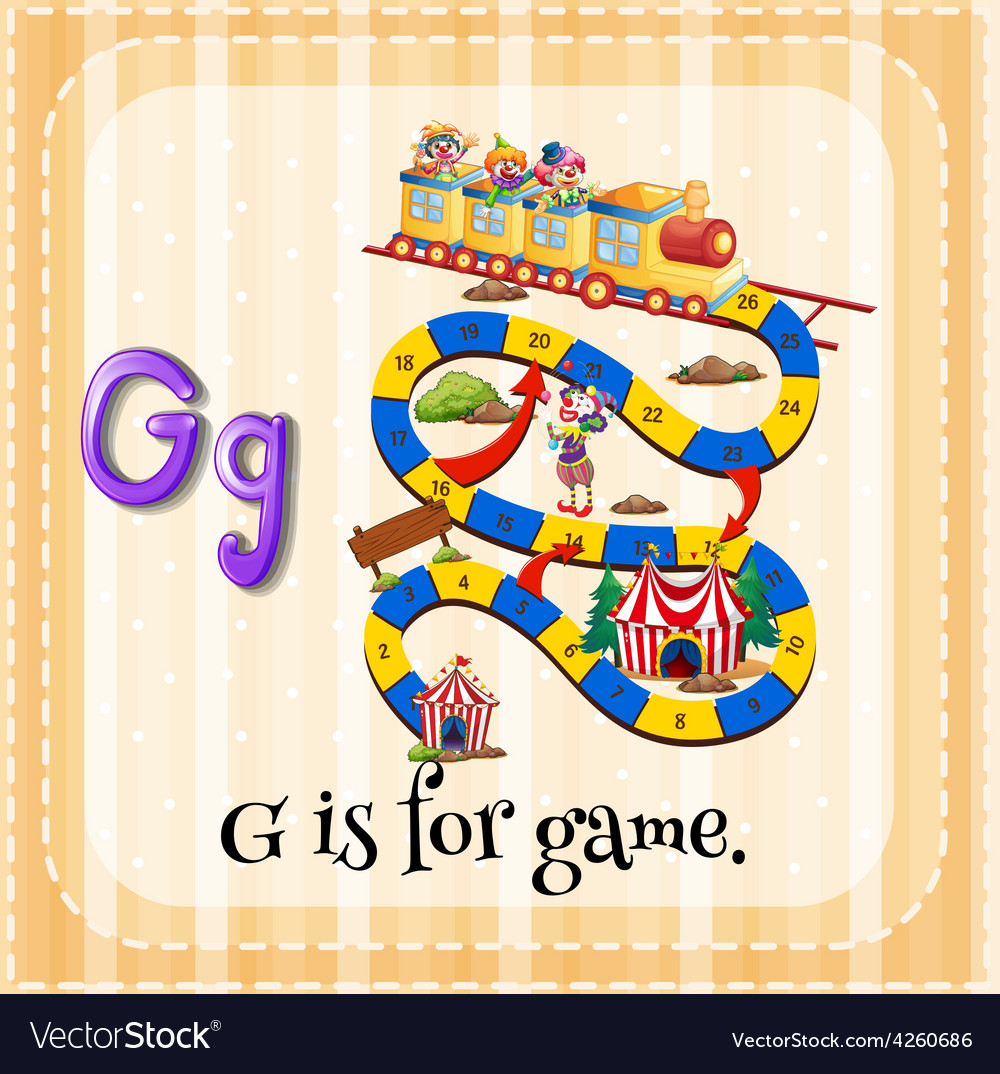 Alphabet g vector | Price: 1 Credit (USD $1)