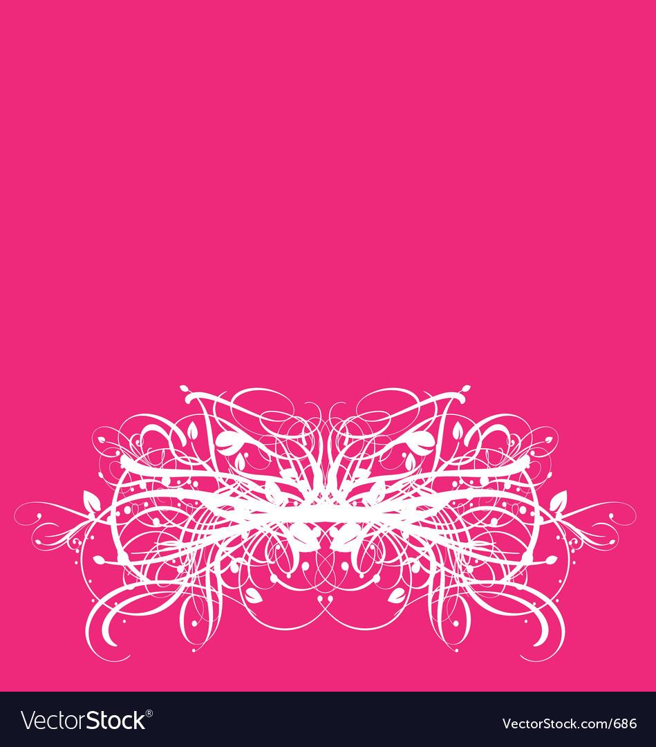 Graphic bloom vector | Price: 1 Credit (USD $1)