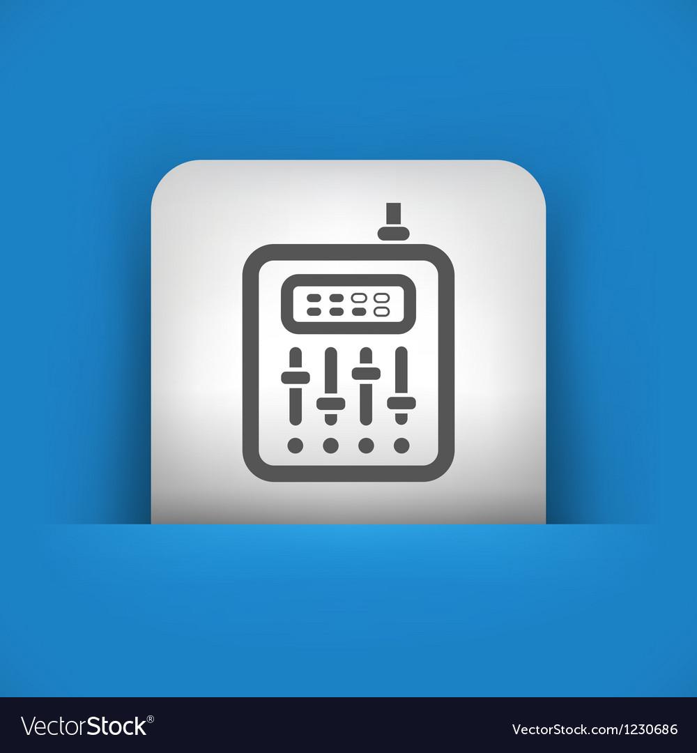 Single icon vector | Price: 1 Credit (USD $1)