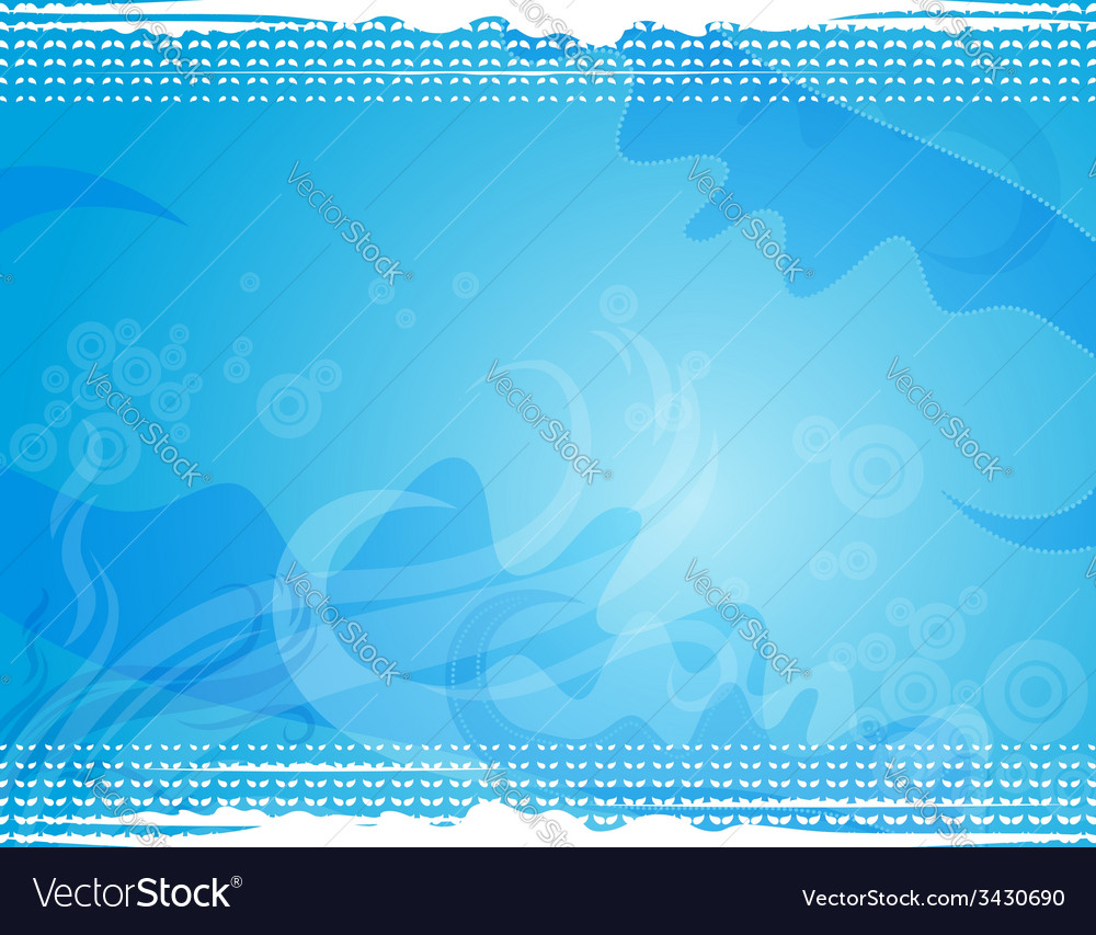 Blue background with lines and forms vector | Price: 1 Credit (USD $1)