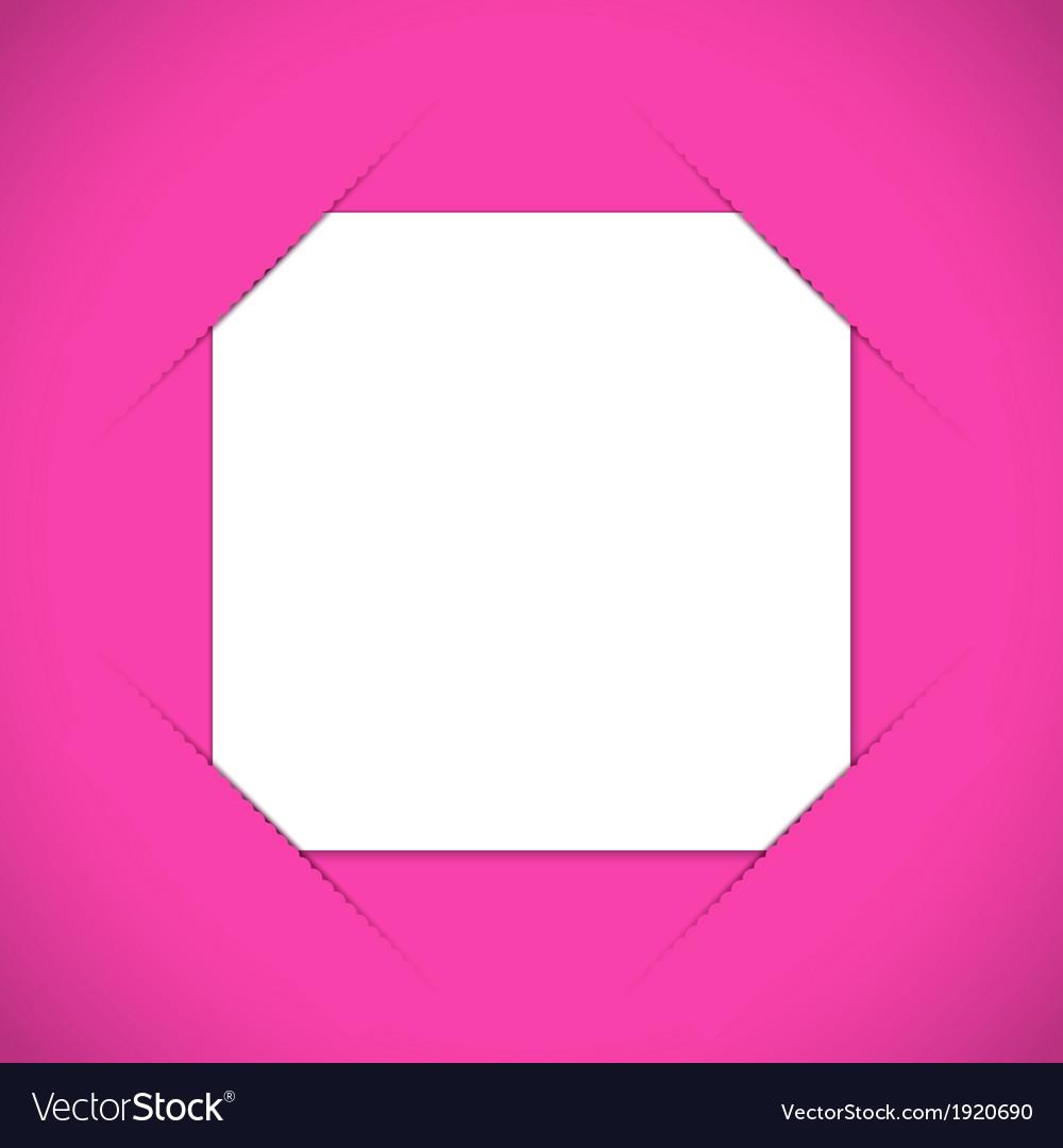 Photo frame corners vector | Price: 1 Credit (USD $1)