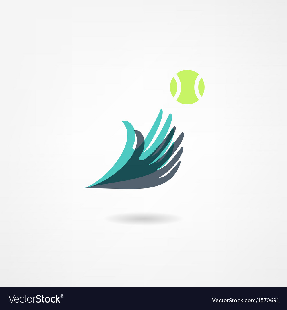 Ball game icon vector | Price: 1 Credit (USD $1)