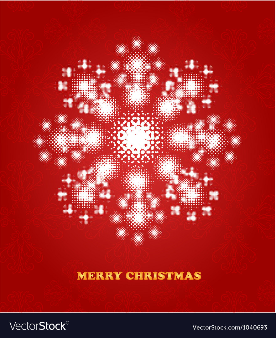 Christmas and new year background vector | Price: 1 Credit (USD $1)