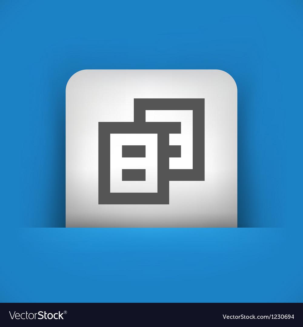 Single icon vector   Price: 1 Credit (USD $1)