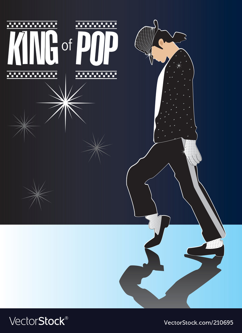 Michael jackson rip vector | Price: 1 Credit (USD $1)