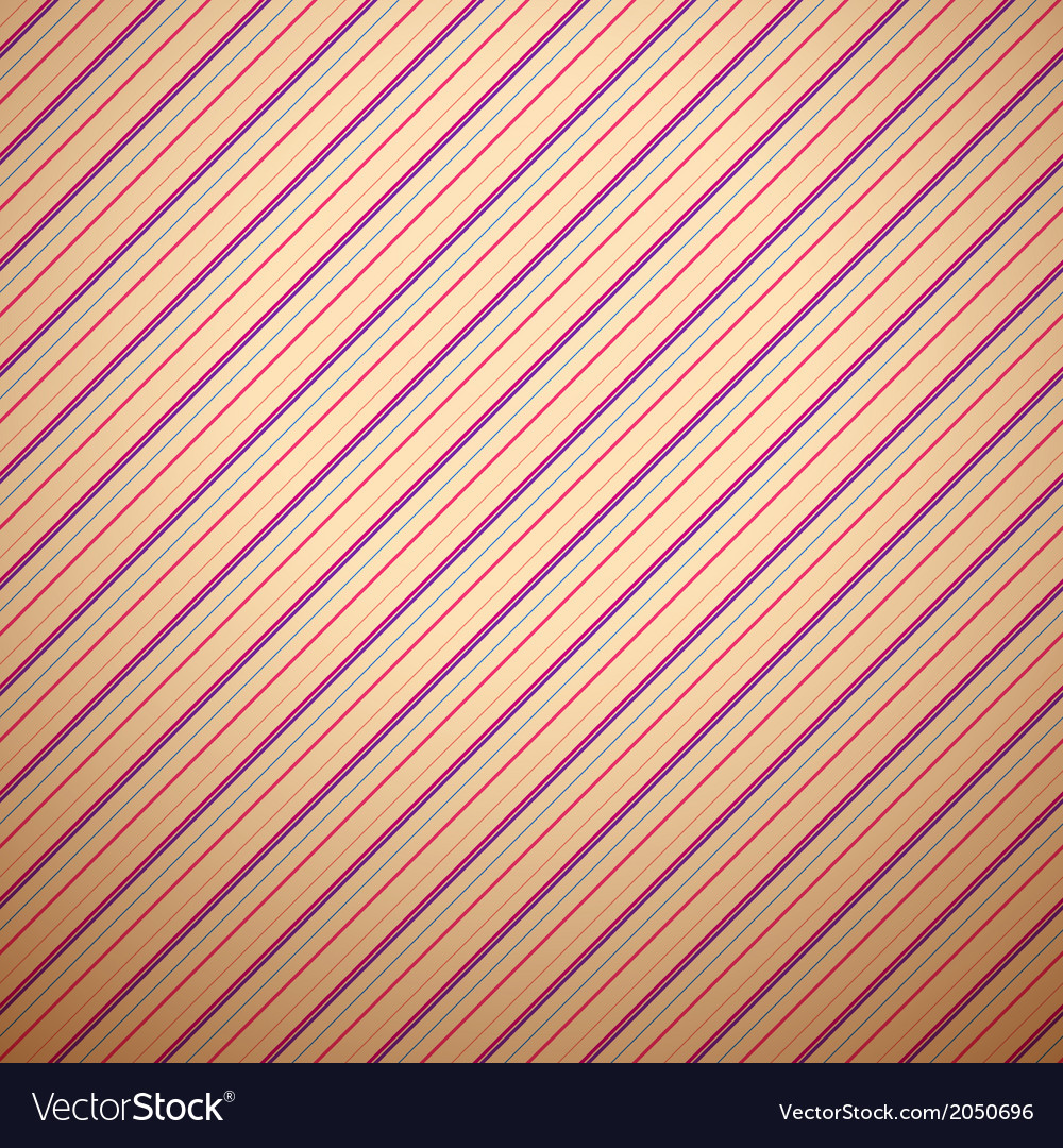 Abstract diagonal line pattern wallpaper vector | Price: 1 Credit (USD $1)