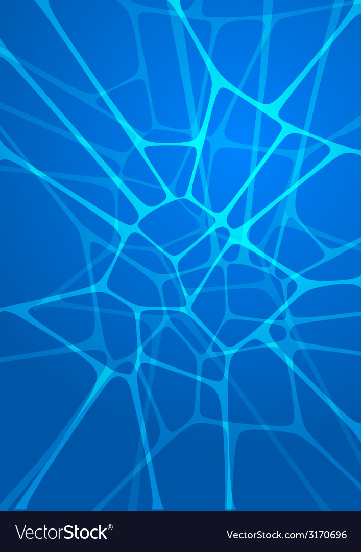 Abstract glowing blue background vector | Price: 1 Credit (USD $1)