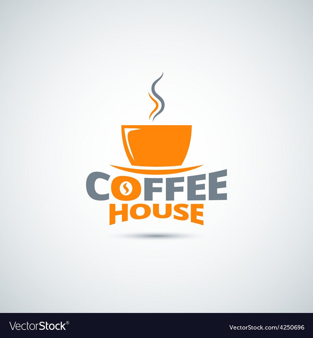 Coffee cup label menu background vector   Price: 1 Credit (USD $1)